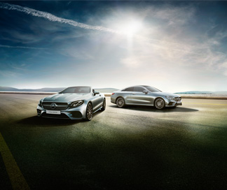 E-Class Coupé and Cabriolet