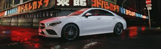 New CLA Coupe