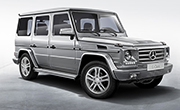 G-Class SUV Owner's manual