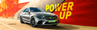 C-Class Sedan Power Up