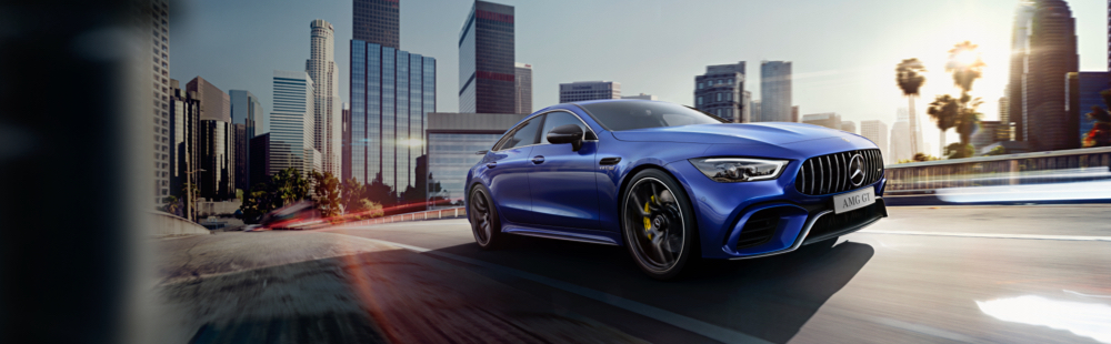 Mercedes AMG GT 4-Door Coupe