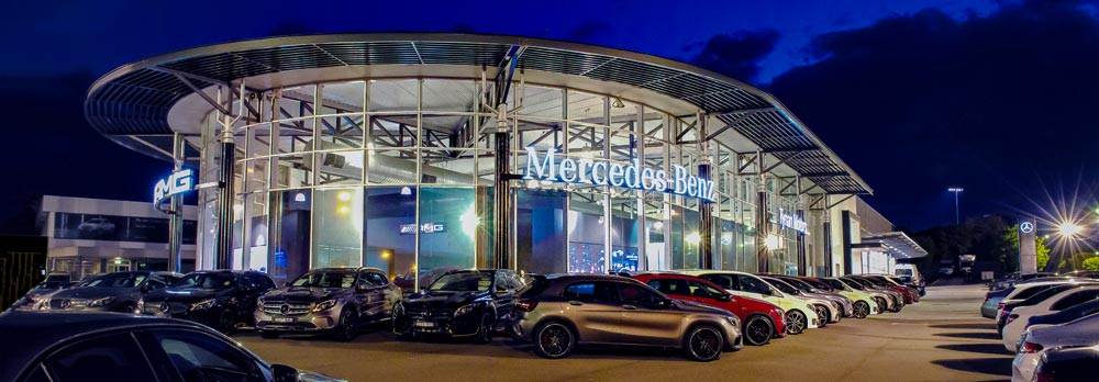 Welcome to Tynan Motors Mercedes-Benz